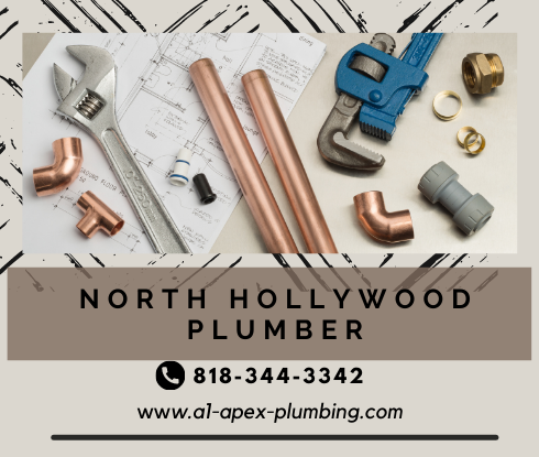 North Hollywood Plumber Service
