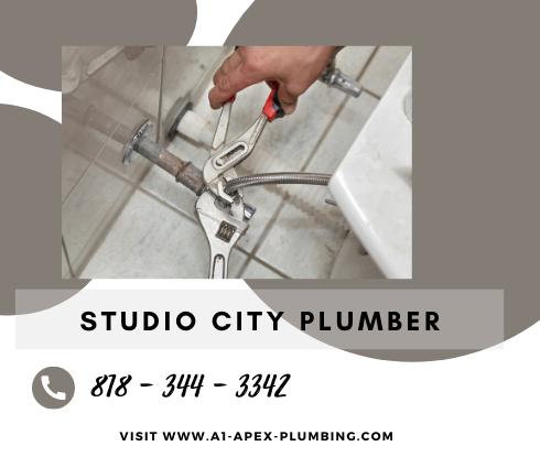 Plumber Services in Studio City
