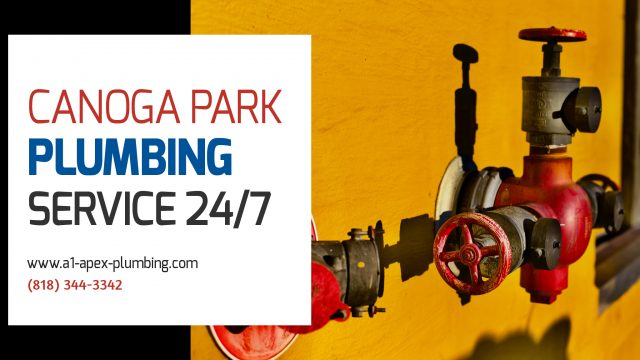 CANOGA PARK PLUMBING SERVICE shower value repair