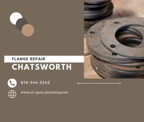 Toilet flange replacement in Chatsworth