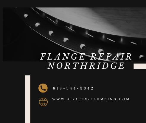 Toilet flange repair cost in Northridge