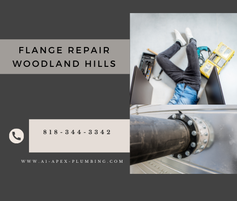 Toilet flange replacement cost in Woodland Hills