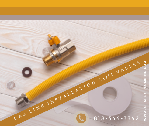 Who installs gas lines in Simi Valley