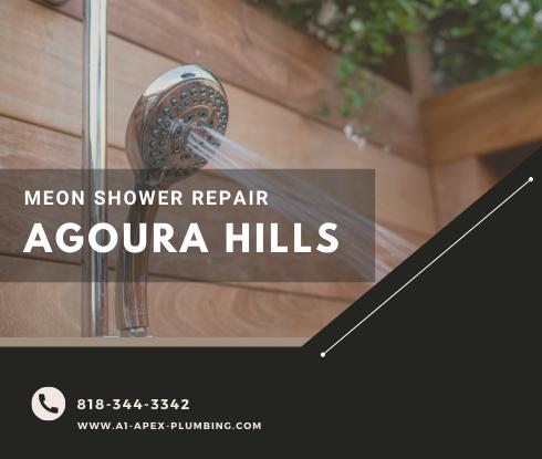 Moen shower valve troubleshooting in Agoura Hills