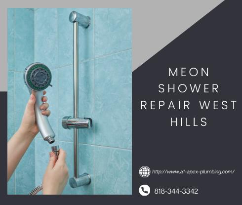Moen shower faucet parts in West Hills