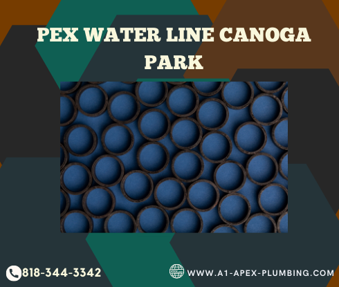 Pex pipe problems in Canoga Park