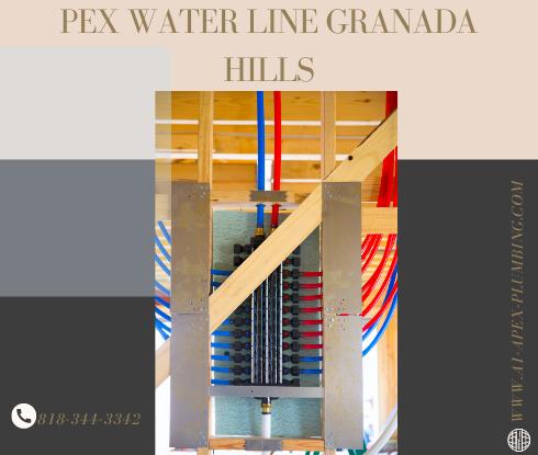 Pex pipe tools in Granada Hills