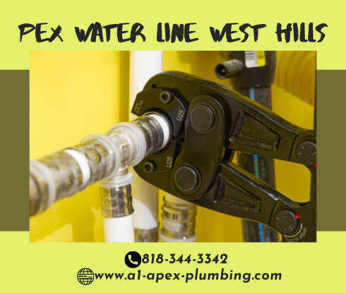 Pex pipe problems in West Hills