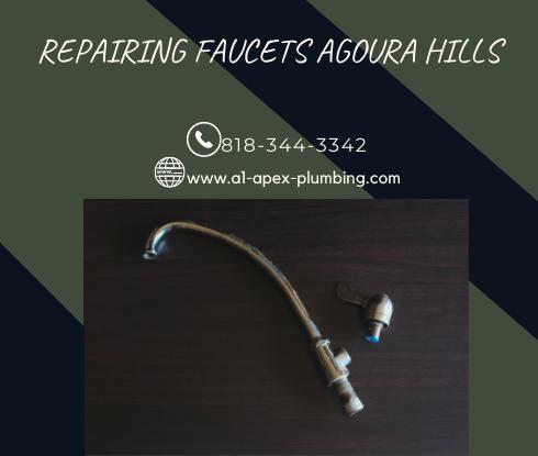 Compression faucet repair in Agoura Hills