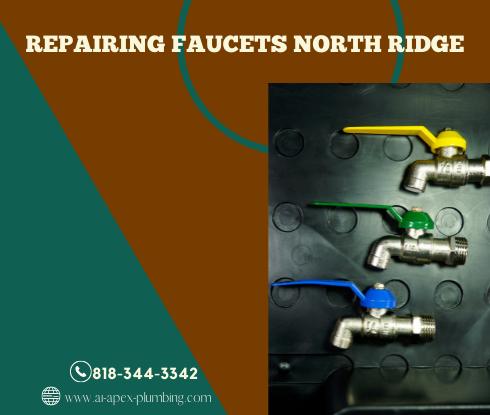Ball faucet repair in North Ridge