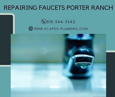 Ball faucet repair in Porter Ranch