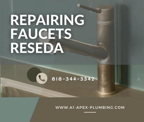 Bathroom faucet repair in Reseda CA