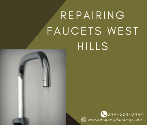 How to fix a leaky kitchen faucet in West Hills