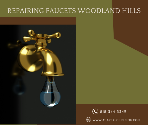 How to fix faucet handle in Woodland Hills