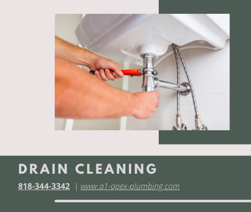 Drains Cleaning is a easy task